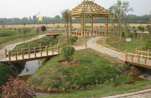 新密市刘沃社区污水处理项目