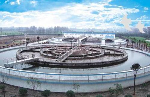 获嘉县产业聚集区污水处理厂